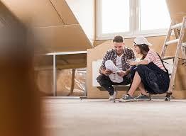 le béton léger pour la rénovation du plancher dans les combles