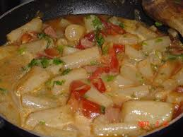 cuisiner salsifis en boite recette salsifis au jambon et tomates 750g