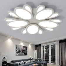 modern plafond ceiling l wireless lights black fixtures