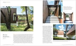 100 Residential Architecture Magazine Ravine Residence Featured In Design BNIM