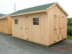 Amish Storage Buildings Yadkinville NC