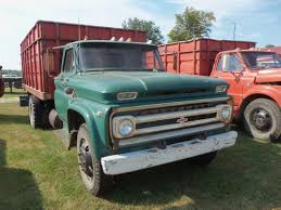 100 Martin Farm Trucks Green 1960s Chevrolet 60 Grain Truck My Truck Pictures