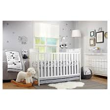 nojo good night sheep 4pc crib bedding set target