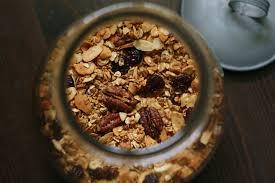 requia cuisine granola ou muesli maison à l actifry chez requia cuisine et