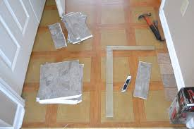 Armstrong Groutable Vinyl Tile Crescendo by Diy Herringbone Peel N Stick Tile Floor Grace Gumption
