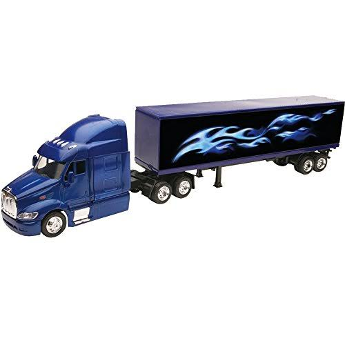 New-Ray Toys Peterbilt 387 Tractor