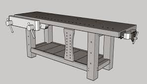 if roubo and holtzapffel designed workbenches popular