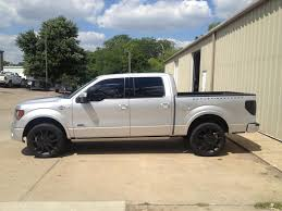 100 Truck Shackles Ground Force 2 Drop Installed On 2011 HD F150online Forums