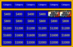Double Jeopardy Template Bire 1andwap Com