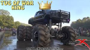 100 Truck Tug Of War The New King The Pad Has Been Ficially Crowned