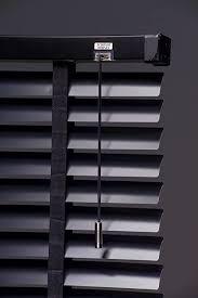 schöner wohnen jalousie shanghai schwarz 80x180cm de