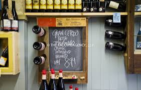 Picture Of Independant Wine Retailers Creative Display