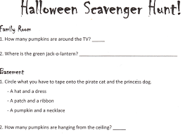 Halloween Scavenger Hunt Clue Cards by Doodlecraft Picture Scavenger Hunt Winter Holidays Pinterest