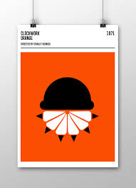 Fantastic Movie Posters With Simple Geometric Layouts