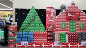 Science Of The Shelf How Coca Cola Designs Creative Holiday Retail Displays Company