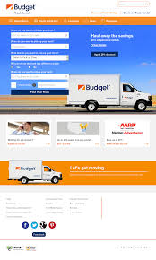 100 Budget Truck Rental Locations Truck Competitors Revenue And Employees Owler Company Profile