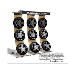 Tire Retail Displays