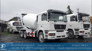 100 Concrete Mixer Truck For Sale Shacman F2000 Concrete Mixer TruckShacman Concrete Mixer Truck For