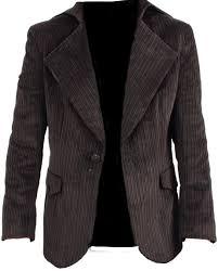lot detail elvis presley owned and worn black corduroy jacket
