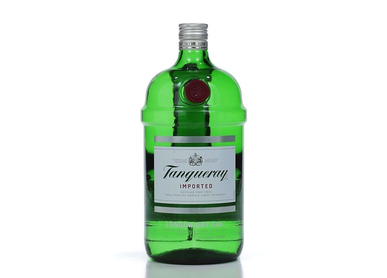 Tanqueray Gin, London Dry - 1.75 l