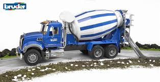 Bruder - Mack Granite Cement Mixer (02814) - The Play Room Concrete Mixer Toy Truck Ozinga Store Bruder Mx 5000 Heavy Duty Cement Missing Parts Truck Cstruction Company Mixer Mercedes Benz Bruder Scania Rseries 116 Scale 03554 New 1836114101 Man Tga City Hobbies And Toys 3554 Commercial Garbage Collection Tgs Rear Loading Mack Granite 02814 Kids Play New Ean 4001702037109 Man Tgs Mack 116th Mb Arocs By