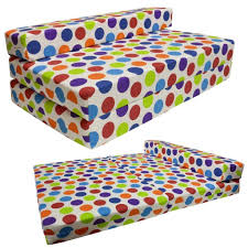 Amazon Gilda  DOUBLE SOFABED SPOTTY COTTON Fold Out Chair
