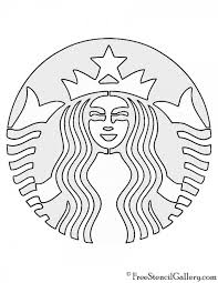 Starbucks Logo Outline Wwwimgkid The Image Kid Zuckett