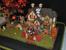 Lemax Halloween Houses 2015 by How To Decorate House For Halloween Images Decorations Bg Loversiq