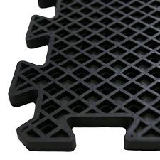 Eco Drain Interlocking Rubber Tile