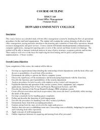 Cover Letter For Front Desk Hotel by Cover Letter Front Desk Resume Front Desk Resume Hotel Assistant