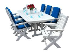 Polywood Outdoor Dining Set | Folding Chairs And Table Set Pplar Ikea Outdoor Ding Sets Komnit Fniture Set In Alinium European Design Saarinen Round Table Hivemoderncom Compare And Choose Reviewing The Best Teak Patio The Home Depot Hampton Bay Alveranda 7piece Metal With Hanover Monaco 7 Pc Two Swivel Chairs Four Alinum Restaurant Chair 5piece Rectangular Bench Barbeques Galore Styles Stone Harbor Taupe Polywood Official Store