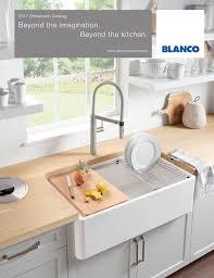 Blanco Silgranit Sinks Colors by Blanco 2017 Showroom Catalog By Blanco Issuu