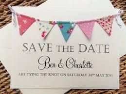 Beautiful Etsy Wedding Invitations Rustic Or Pin Drawn Bunting Invitation 8 89