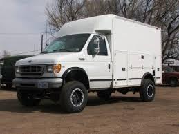 Boulder Offroad 4x4 Van Custom Conversions