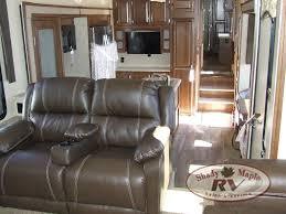 Fifth Wheel Campers With Front Living Rooms by New 2017 Forest River Rv Blue Ridge 3920tz Fifth Wheel At Shady