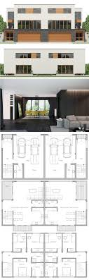 100 Homes From Shipping Containers Floor Plans Container Home Plan In 2019 Duplex House Plans