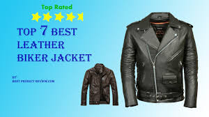 leather motorcycle jackets for men top 7 best mens black leather
