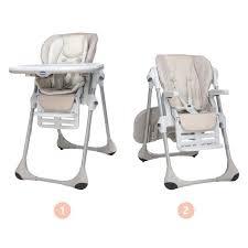 chaise haute évolutive chicco chicco chaise haute evolutive polly 2 en 1 achat