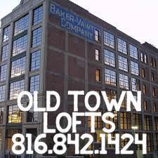 100 Old Town Lofts Kansas City Place Lucas Missouri Apartment Condo Building