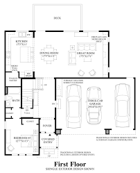 Ryland Homes Floor Plans Georgia by Bayview At Gig Harbor The Georgia With Basement Home Design