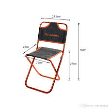 Camping Outdoor Fishing Chair Seat Folding Chair Fishing Stools For Outdoor  Camping Picnic Beach Chair Light Outdoor Patio Furniture Camping Chair ... Charles Bentley Folding Fsc Eucalyptus Wooden Deck Chair Orange Portal Eddy Camping Chair Slounger With Head Cushion Adjustable Backrest Max 100kg Outdoor Fniture Chairs Chairs 2 Metal Folding Garden In Orange Studio Bistro Lifetime Spandex Covers Stretch Lycra Folding Chair Bright Orange Minimal Collection 001363 Ikea Nisse Kijaro Victoria Desert Dual Lock Superlight Breathable Backrest Portable 1960s Retro Peter Max Style Flower Power Vinyl Set Of Flash Fniture Ty1262orgg Details About Balcony Patio Garden Table