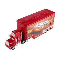 Disney Pixar Cars Transforming Mack Playset - Walmart.com Disney Pixar Cars Mack Truck Hauler Lightning Mcqueen Amazoncom Disneypixar Action Drivers Playset Toys Games Cstruction Videos 3 Buy Online From Fishpondcomau Dan The Fan 2 2010 New In Package Pixar Mack Truck Playset Hauler For Children Kids Car Xl Ft Store Semi Carrier Dj Byrnes Wash Cars Youtube Toy Mcqueen Story