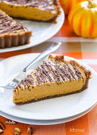 Healthy Pumpkin Desserts For Thanksgiving by Pumpkin Desserts That Are Healthy And No Guilt