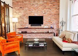 100 Loft 26 Nyc IndustrialInspired NYC With Brick Walls Lauren Rubin