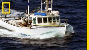 Hard Merchandise Tuna Boat Sinks by Sometimes The Bar Bites Back Wicked Tuna Outer Banks Youtube