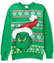 Dillards Christmas Decorations 2013 by The Grinch Grinchmas Christmas Sweater Christmas Decorations