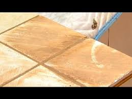 Removing Grout Haze From Porcelain Tile by How Do I Remove Epoxy Grout Haze From Tile Grout Maintenance