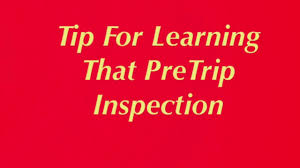 100 Bulkley Trucking 1 Secret To Master The PreTrip Inspection In YouTube