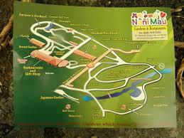 Map of the gardens Picture of Nani Mau Gardens Hilo TripAdvisor