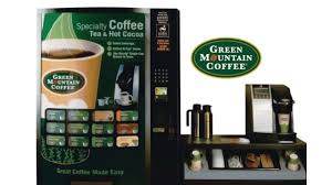 Green Mountain Coffee Roasters Inc Discontinues K CupR Vending Machine Program Multi Max LLC Continues To Sell Dispenser